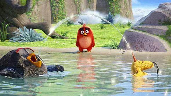 《愤怒的小鸟》游戏IP化已经成赚钱新模式的照片 - 1