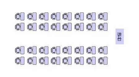 小学生开学排座位方法
