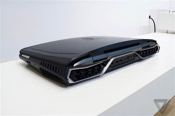 Acer Predator 21 X游戏本亮相: 21吋2K弧形屏+双GTX1080的照片 - 5