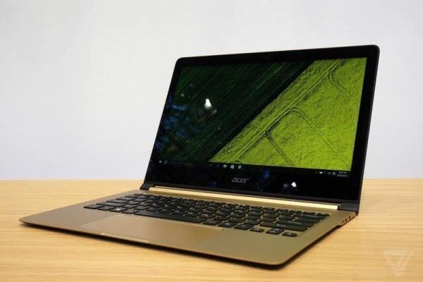 打响1cm战役:Acer发布超薄笔记本Swift 7 国内售价6999元的照片 - 5