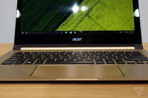 打响1cm战役:Acer发布超薄笔记本Swift 7 国内售价6999元的照片 - 7