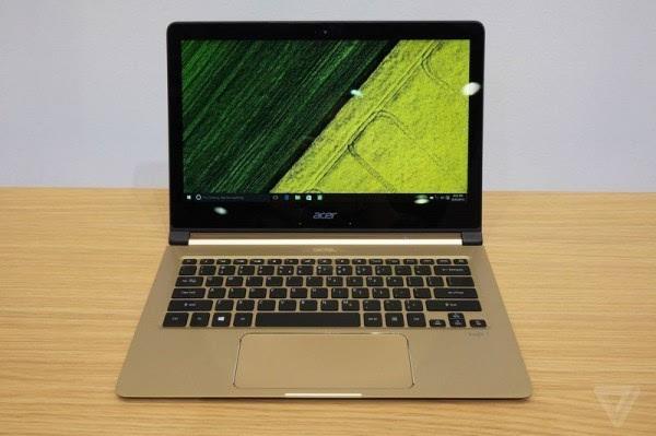 打响1cm战役:Acer发布超薄笔记本Swift 7 国内售价6999元的照片 - 9