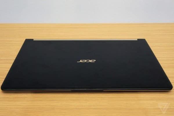 打响1cm战役:Acer发布超薄笔记本Swift 7 国内售价6999元的照片 - 16