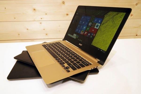 打响1cm战役:Acer发布超薄笔记本Swift 7 国内售价6999元的照片 - 21