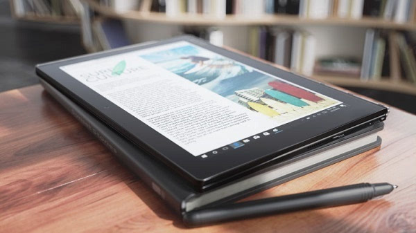便携智能2合1:联想发布Yoga Book平板/混合本新品的照片 - 11