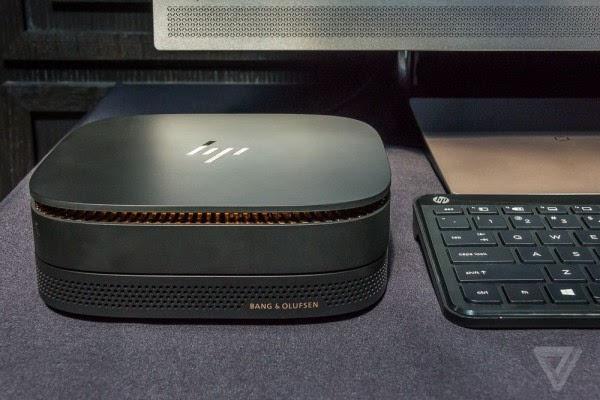 惠普Elite Slice亮相:看桌面设备怎么玩模块化的照片 - 1
