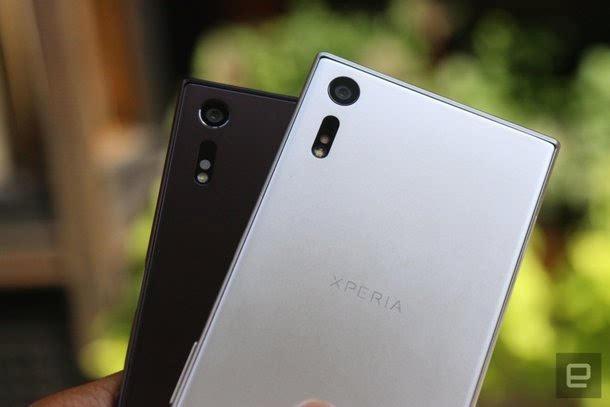 索尼正式发布Xperia XZ智能手机的照片 - 12
