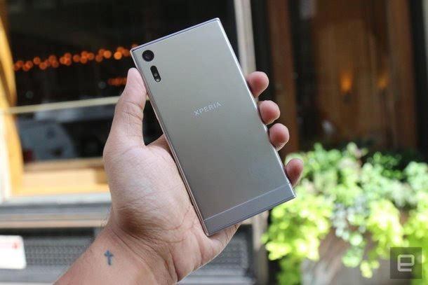 索尼正式发布Xperia XZ智能手机的照片 - 13