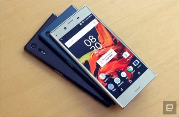 索尼正式发布Xperia XZ智能手机的照片 - 1