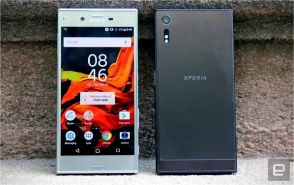 索尼正式发布Xperia XZ智能手机的照片 - 2