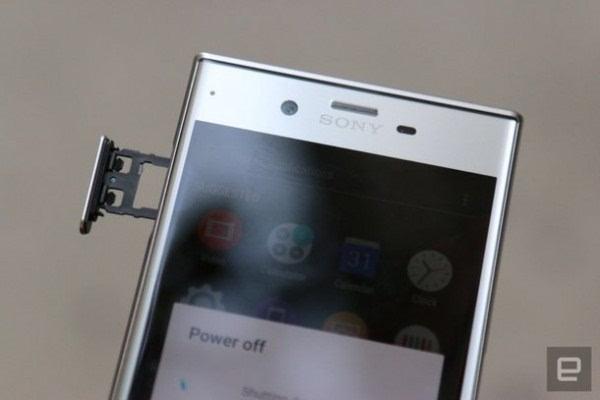 索尼正式发布Xperia XZ智能手机的照片 - 3