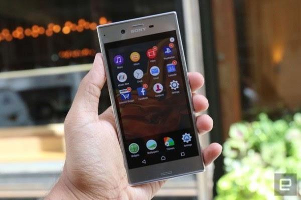 索尼正式发布Xperia XZ智能手机的照片 - 11