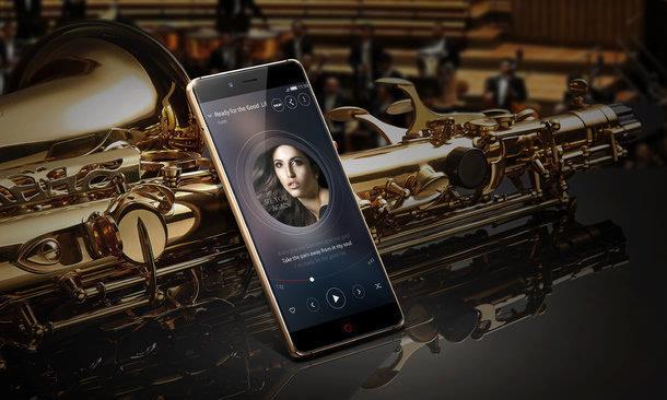 nubia Z11黑金版现场上手+官方渲染图赏的照片 - 16