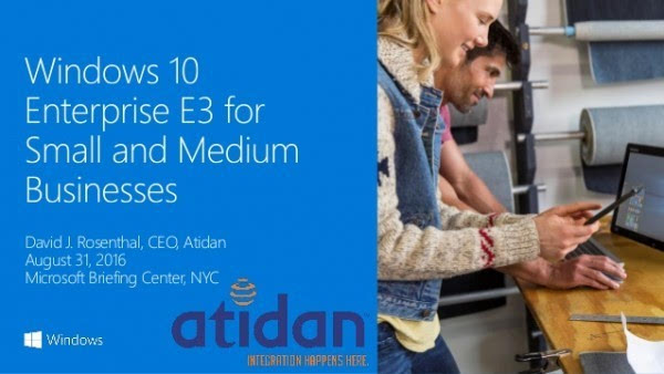 微软发布面向企业的Windows 10订阅服务 每人每月7美元的照片 - 1