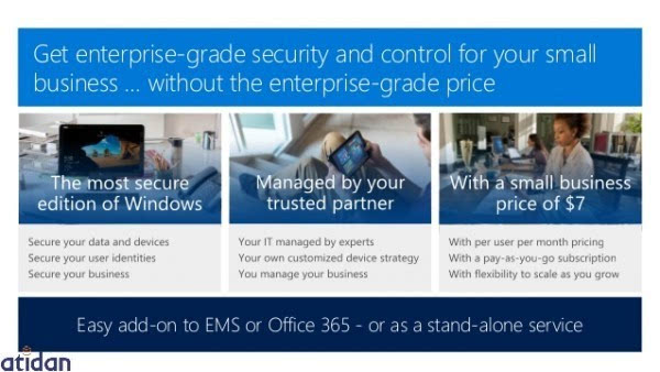 微软发布面向企业的Windows 10订阅服务 每人每月7美元的照片 - 2