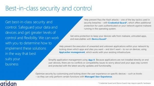 微软发布面向企业的Windows 10订阅服务 每人每月7美元的照片 - 3