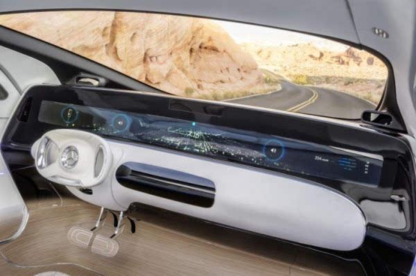 奔驰携手微软推出新平台 希望将你的汽车变成移动办公室的照片