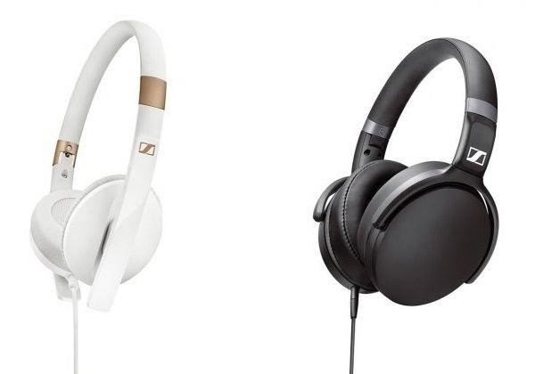 森海塞尔推出多款HD 2 / HD 4系列头戴式耳机新品的照片
