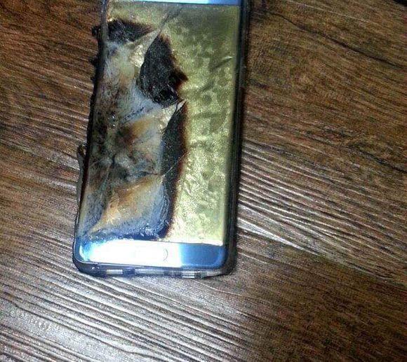 受全球召回事件影响 美国四大运营商暂停销售Note 7的照片