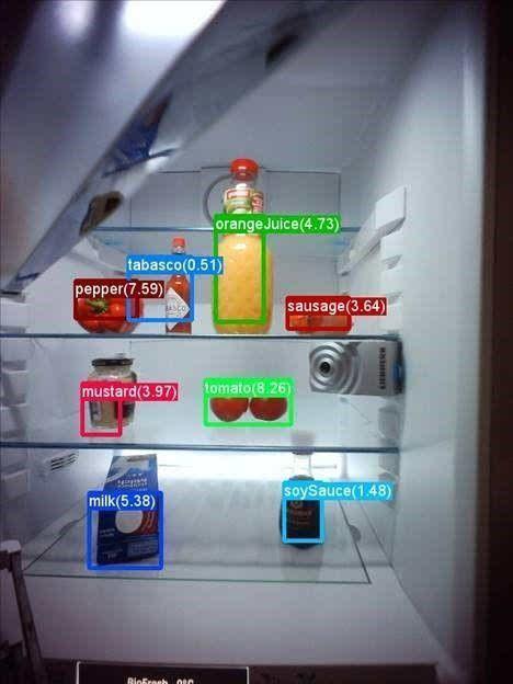 微软宣布将打造智能冰箱:想让冰箱也深度学习一下?的照片