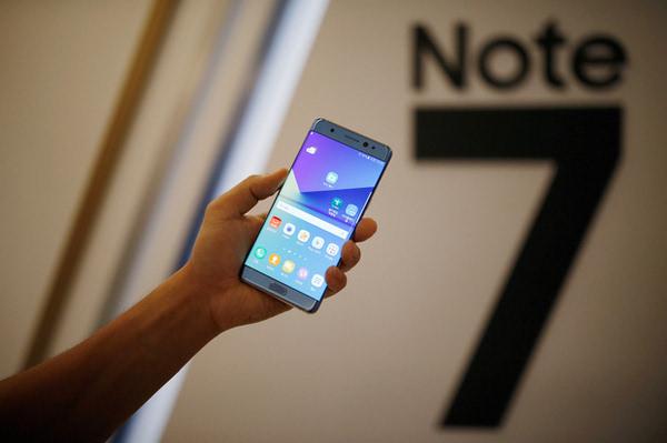 Note 7召回成本近10亿美元 三星:为了声誉也要花的照片 - 1