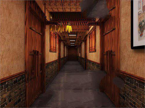 农村主题餐厅装修案例 农村主题餐厅图片