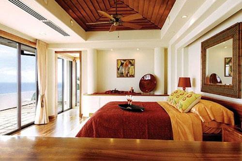 暖黄色卧室装修 10款黄色卧室装修效果图