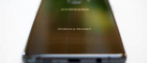 美国政府发出警告 建议三星 Galaxy Note 7用户关掉手机的照片 - 1