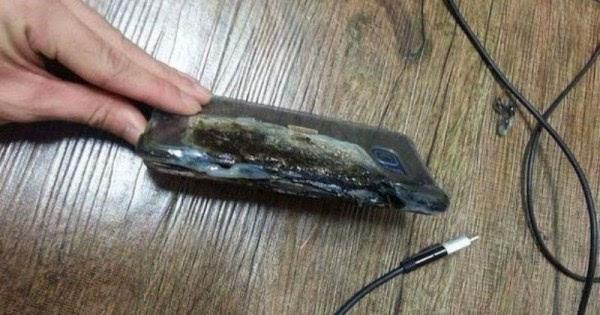 美国政府发出警告 建议三星 Galaxy Note 7用户关掉手机的照片 - 2