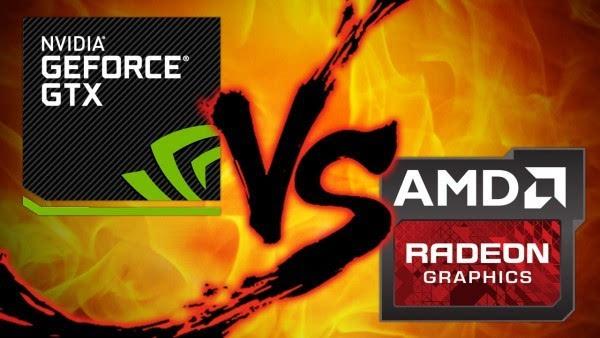 AMD vs. NVIDIA:GPU之战趋近白热化的照片