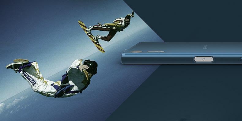 国行定价4999 不支持电信 索尼Xperia XZ开启众筹的照片 - 4