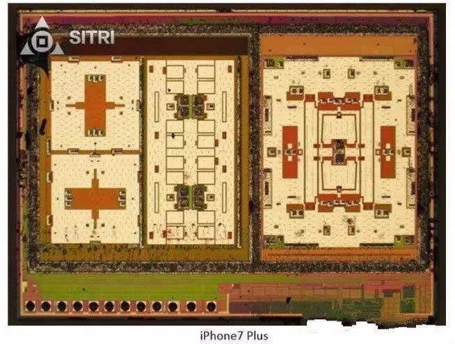 iPhone 7 Plus拆机解析报告的照片 - 22
