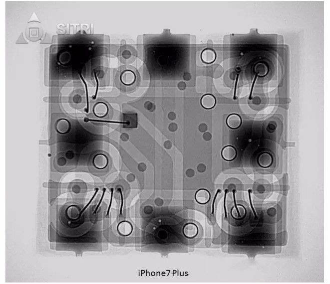 iPhone 7 Plus拆机解析报告的照片 - 39