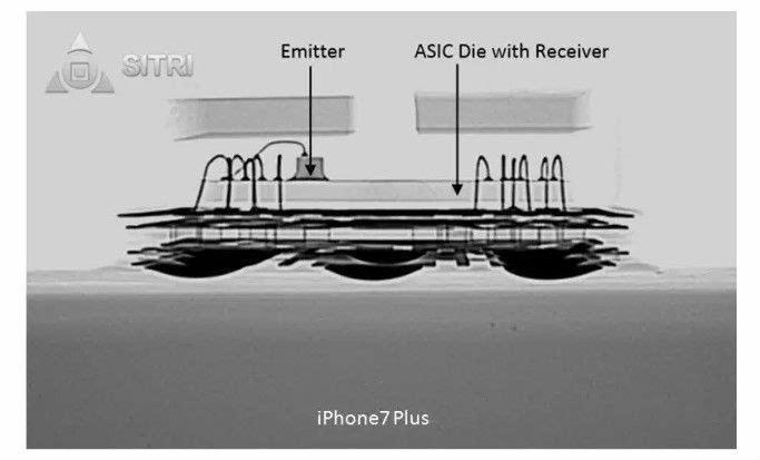 iPhone 7 Plus拆机解析报告的照片 - 40