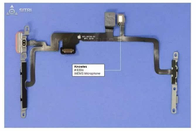 iPhone 7 Plus拆机解析报告的照片 - 62