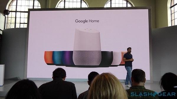 Google Home正式发布:售价129美元、11月4号上市的照片 - 2