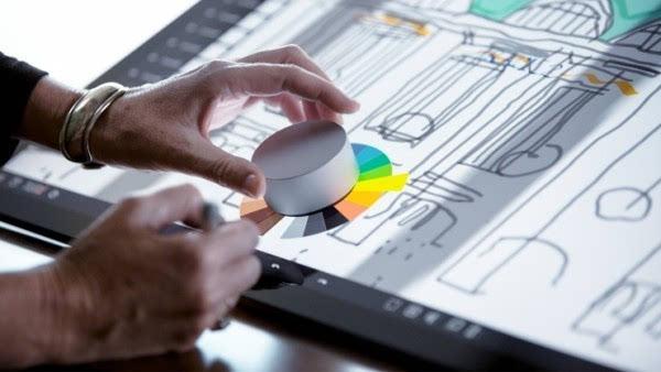微软发布会精华回顾:Surface Studio 最抢镜的照片 - 4