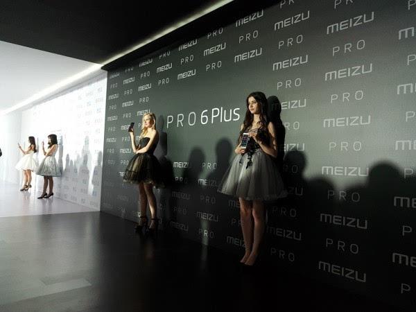 魅族 PRO 6 Plus / 魅蓝X 发布会 现场体验的照片 - 24
