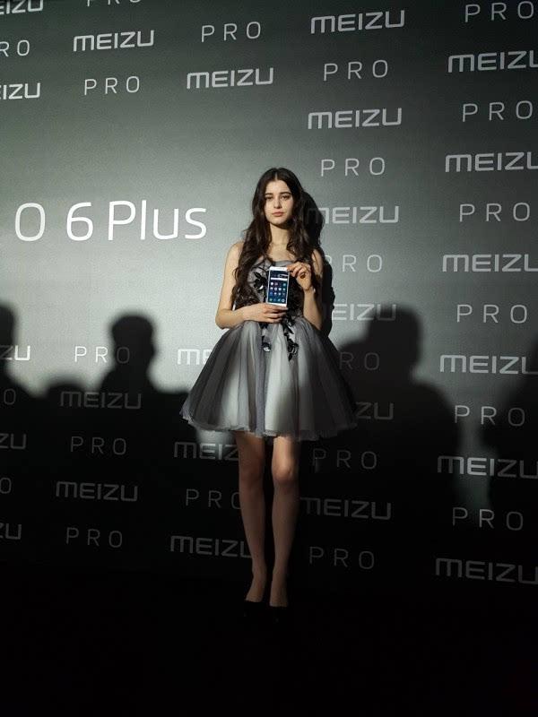 魅族 PRO 6 Plus / 魅蓝X 发布会 现场体验的照片 - 33