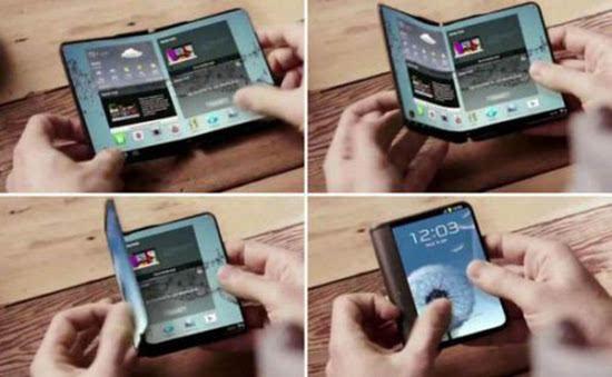 传三星预计在2017年发布可弯曲屏和双屏手机的照片 - 2
