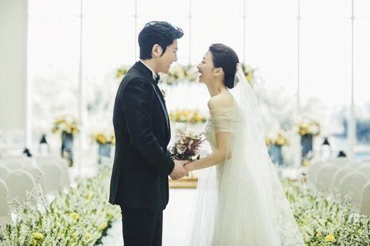柳秀荣朴河宣婚礼现场曝光