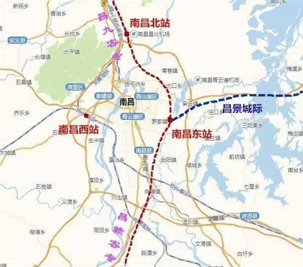 南昌火车站动车站�_从南昌西高铁站到南昌火车站有多少公里?坐出租车需要多长