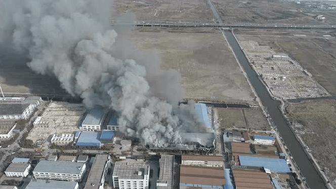 最新消息|南通开发区废弃冷库火灾事故中,有人员伤亡!