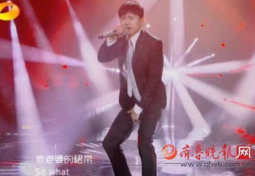 张杰我是歌手第五场_《我是歌手第五季》第六期歌手排名 李健回归侧田淘汰