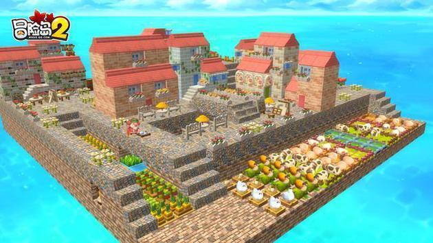 diy玩法可謂是《冒險島2》中的一大特色,小到人物,時裝,大到房屋圖片