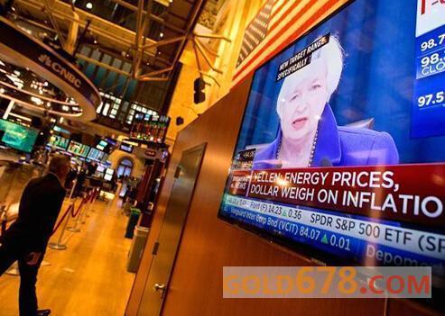策略师:市场应准备好美联储全年加速升息