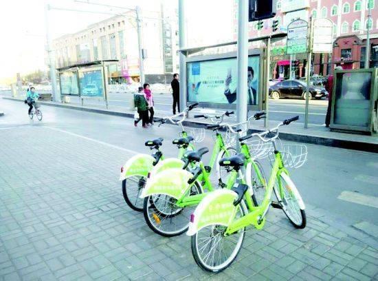 山西太原已投放共享单车一万辆