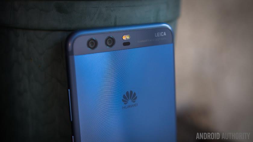 Q1华为手机出货量接近2100万 成中国第一大手机厂商的照片