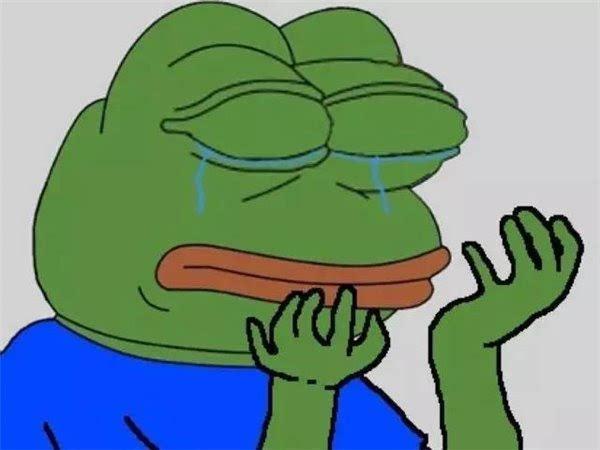 """表情包界最知名青蛙,年僅12歲死于""""種族歧視""""圖片"""