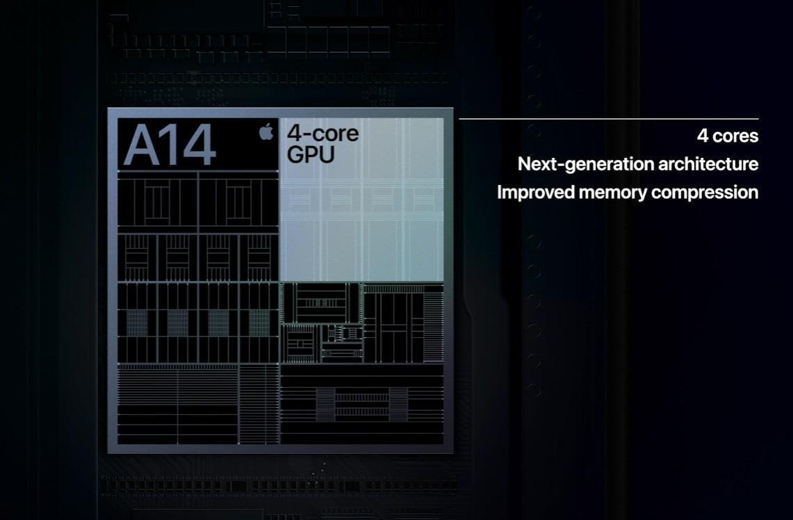 苹果发布iPhone 12 更轻更薄 内置A14 Bionic芯片 支持5G的照片 - 9